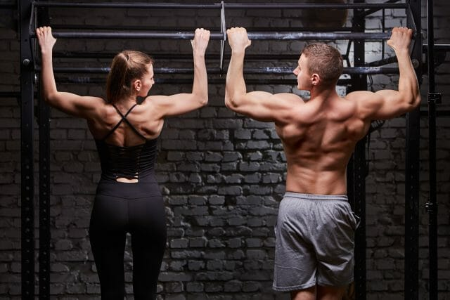 best pull up bars for the home