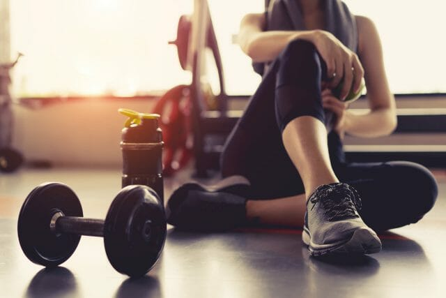 how to exercise from home