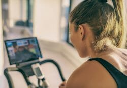 life fitness platinum club series lifecycle exercise bike review